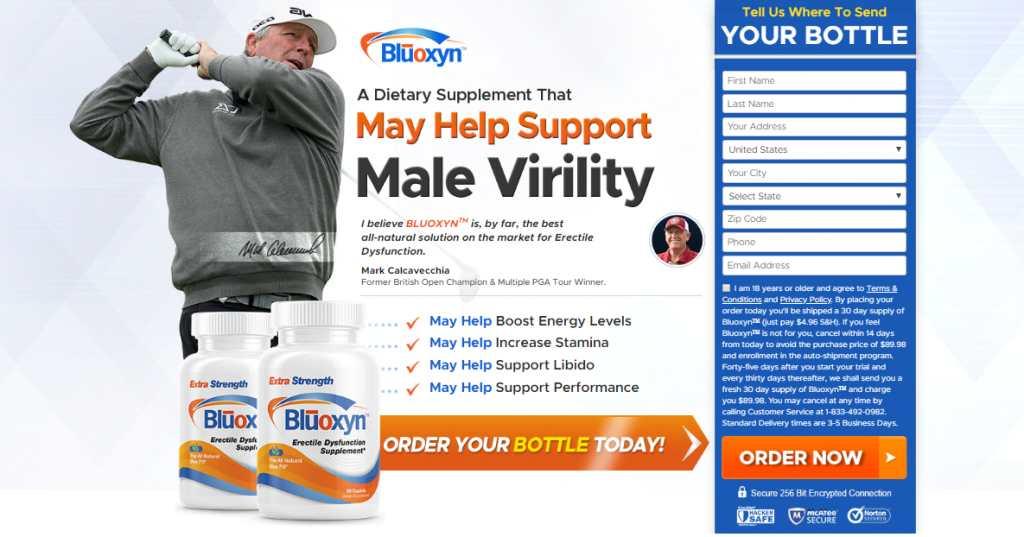 Bluoxyn male enhancement