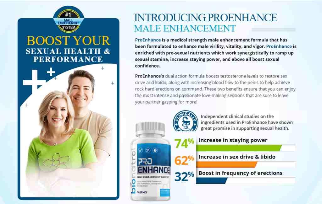 Bionatrol Pro male enhancement