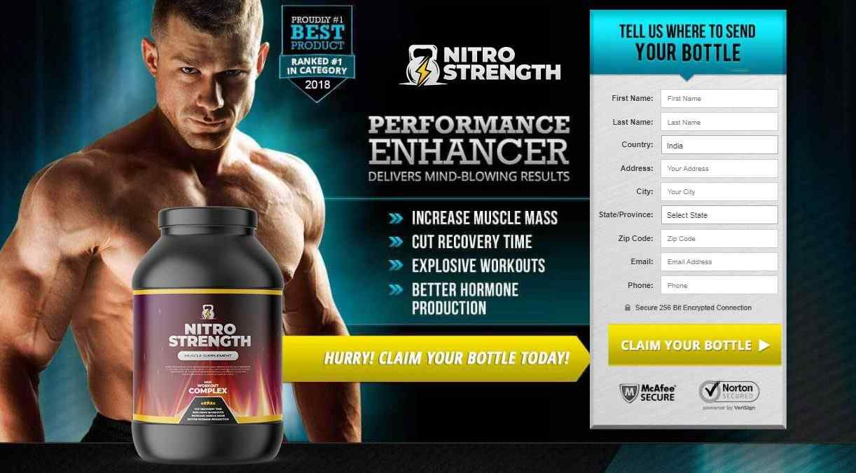 Nitro Strength where to buy