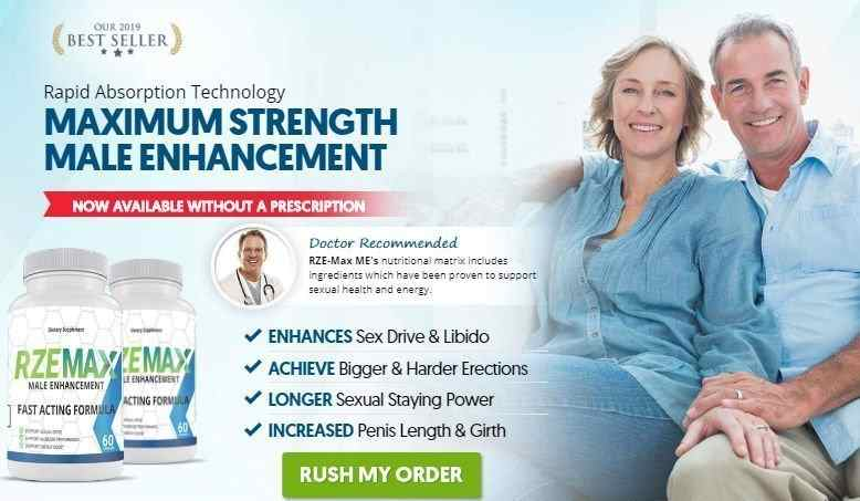 RzeMax Male Enhancement Benefits