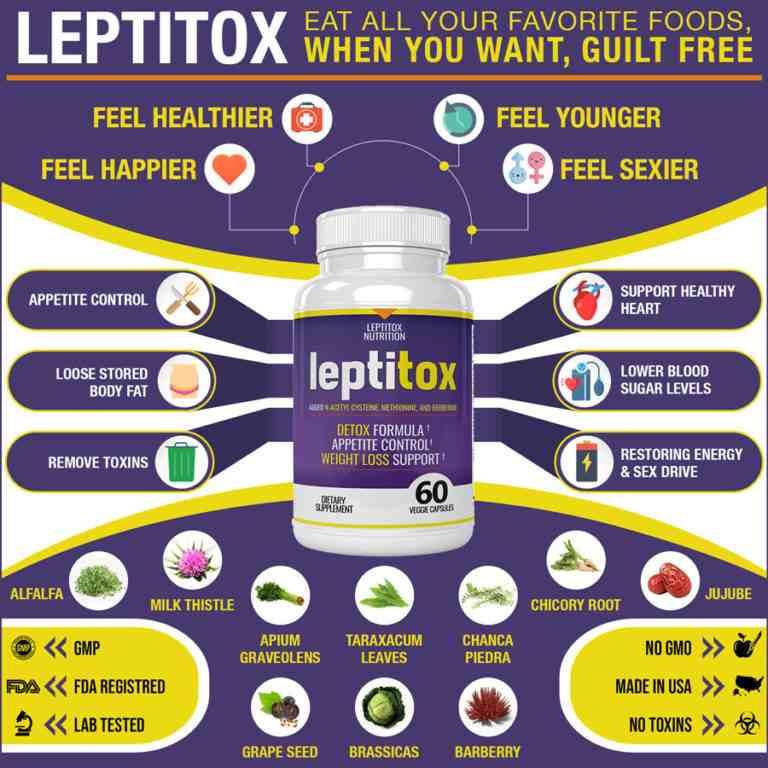 leptitox benefits