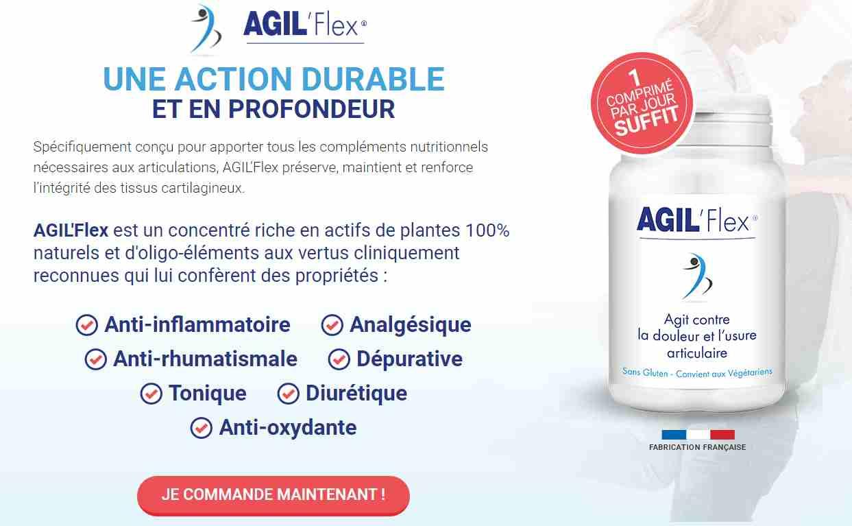 AGIL Flex prix