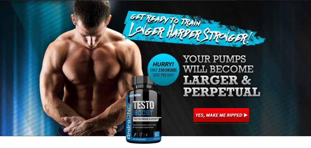 AndroDNA Muscle Review
