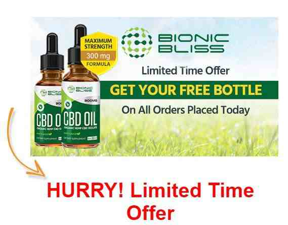 Bionic Bliss CBD Buy now