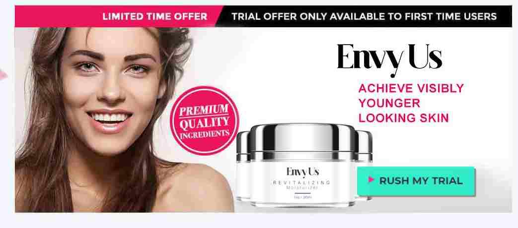 Envyus Skin rush my order