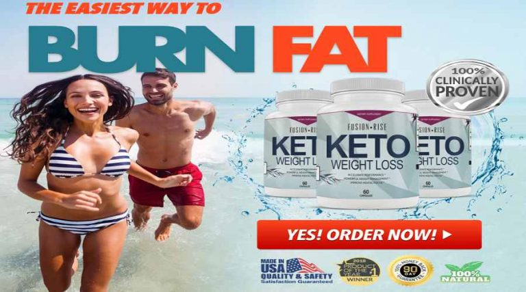 Fusion Rise Keto Review – Lose Weight With Such An Amazing Pill!