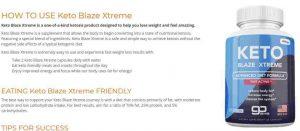 Keto Blaze Xtreme Reviews