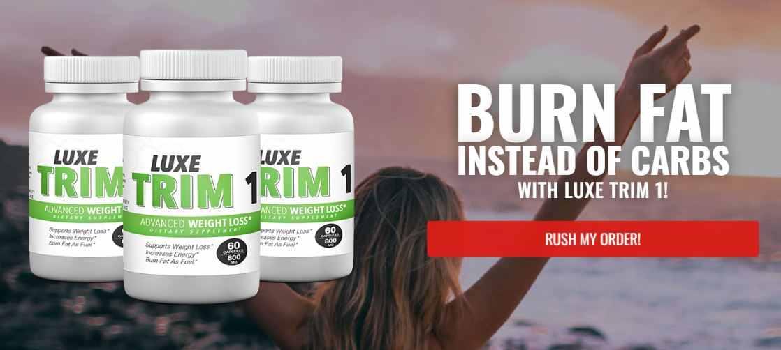 Luxe Trim diet pills