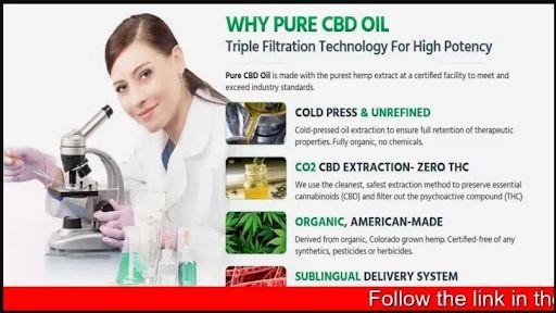 True Source CBD oill benefits
