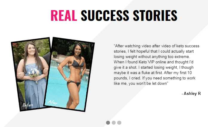 keto Fuel Real Stories