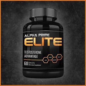 Alpha Prime Elite bottle