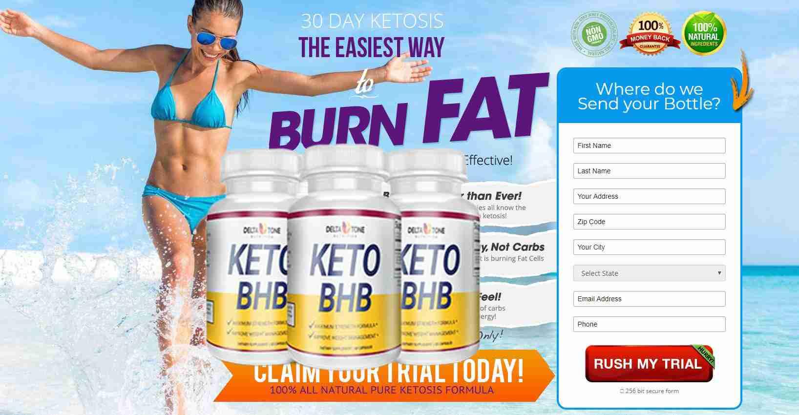Delta Tone Keto Buy now