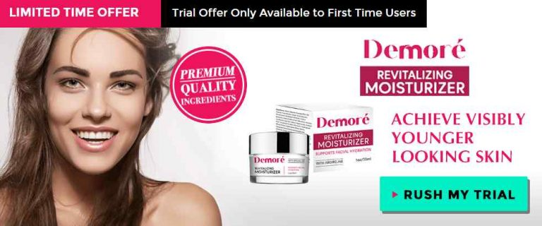 Demore Cream – #1 Anti Aging Solution for Evergreen Skin Always