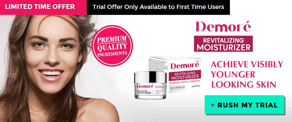 Demore Anti Aging Cream Review