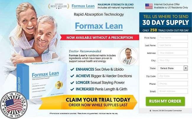 Formax Lean Male Enhancement