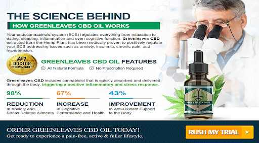green leaves cbd reviews