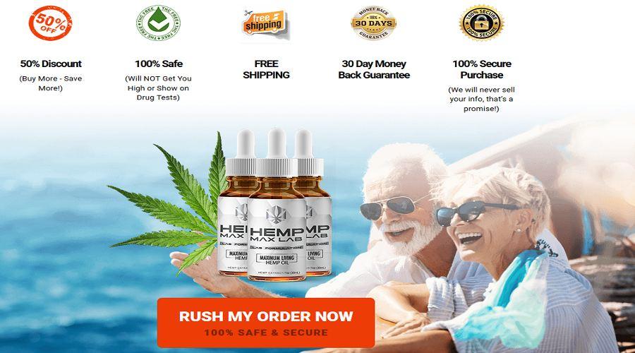 Hemp Max Lab buy now