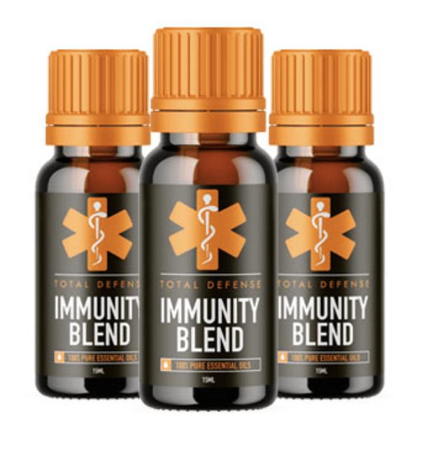CBD Immunity Oil