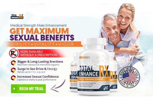 EnhanceRX Male Enhancement