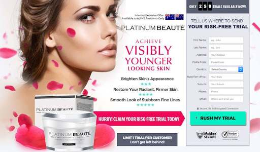 Platinum Beaute how to buy