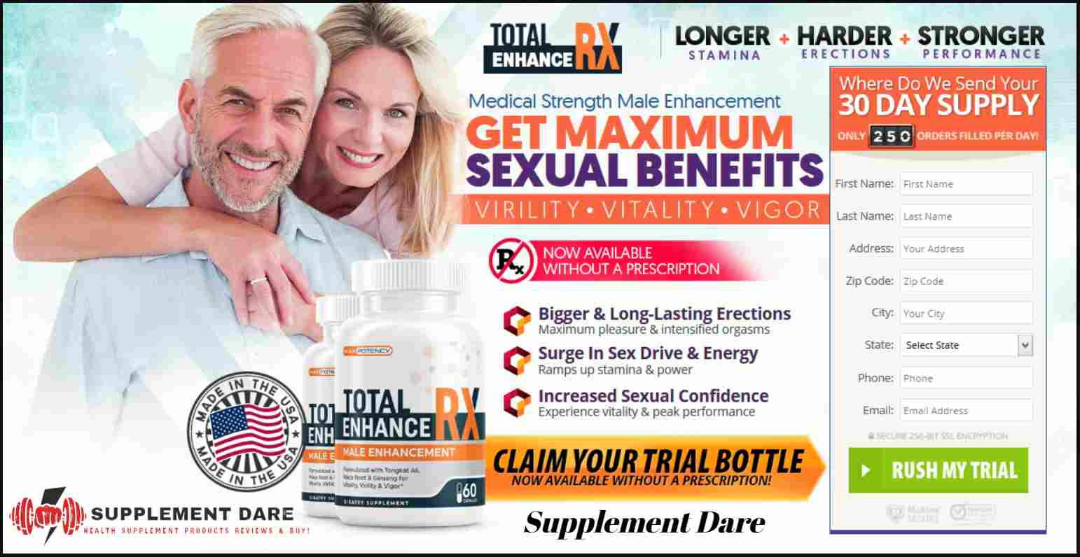 Total Enhance RX Pills