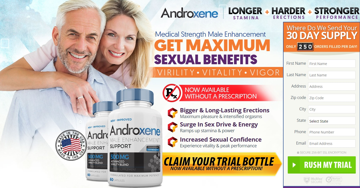 Androxene how to buy