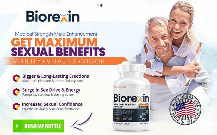 BioRexin benefits