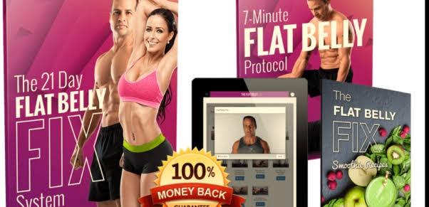 Flat Belly Fix benefits