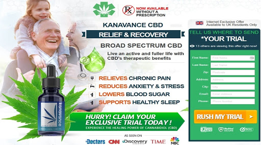 Kanavance CBD Oil how to buy