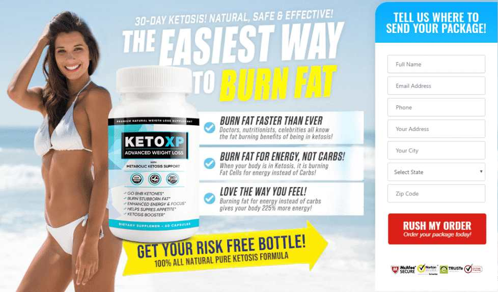 Keto XP Buy Now