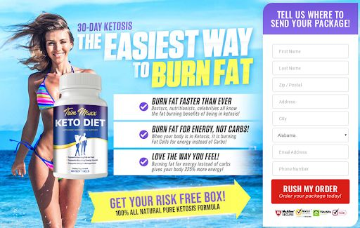 Trim Maxx Keto Review