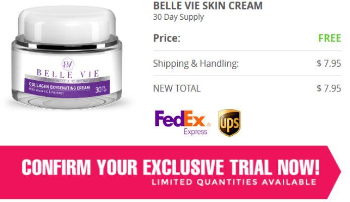 Belle Vie Cream Where to buy