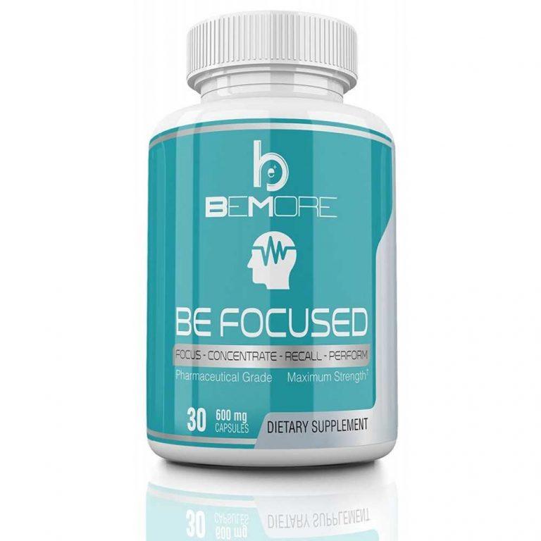Be Focused Brain – Legit Brain Booster Ingredients or Scam? Review