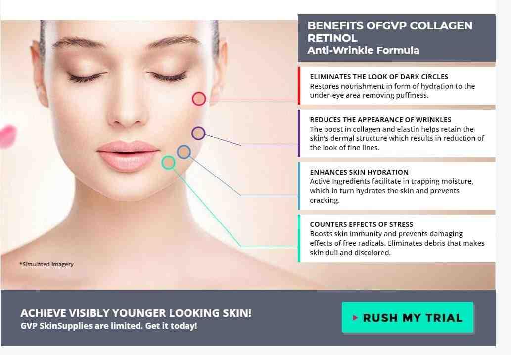 GVP Collagen Retinol Benefits