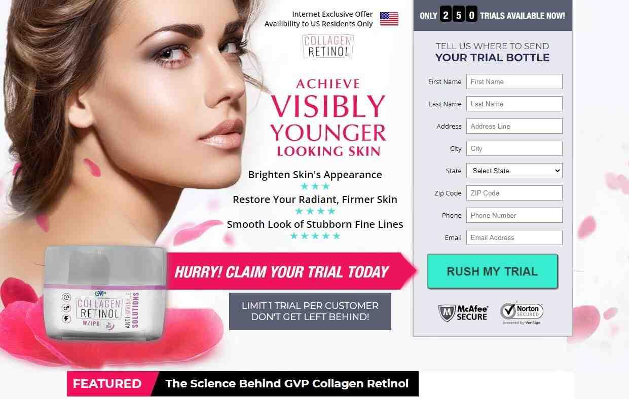 GVP Collagen Retinol