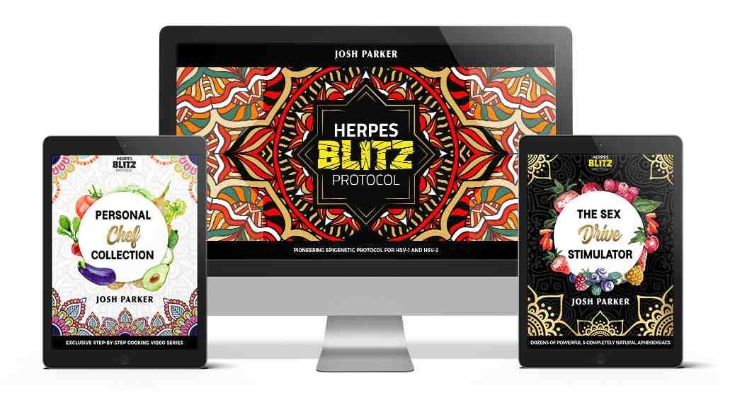 Herpes Blitz Protocol