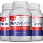 Emagtramina Keto (BR) – Preço, benefícios, ingredientes e avaliação