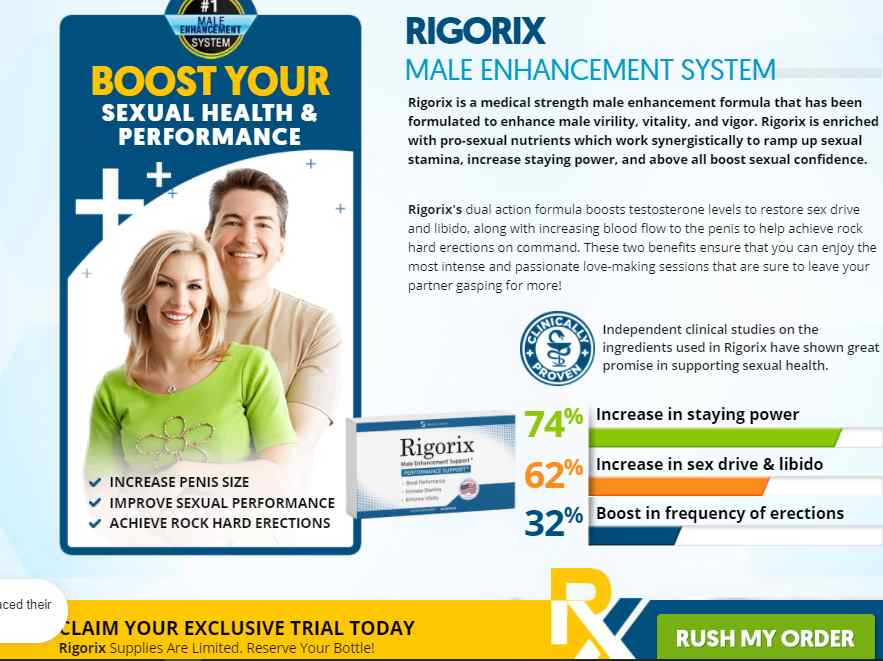 rigrox benefits