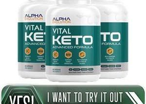 Alpha Evolution Keto Pills