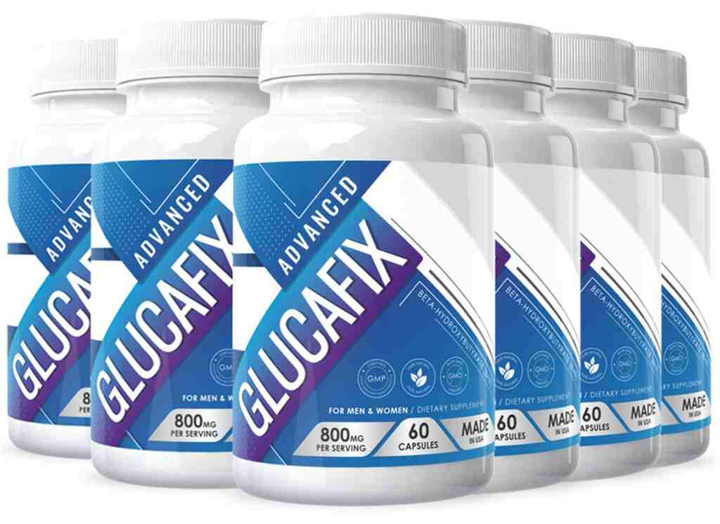 Glucafix pills Reviews