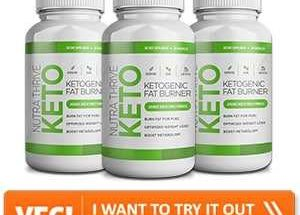 Nutra Thrive Keto pills