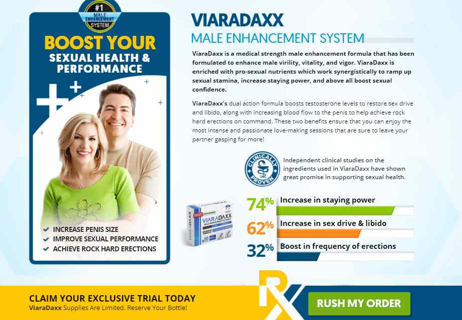 Viaradaxx Male Enhancement