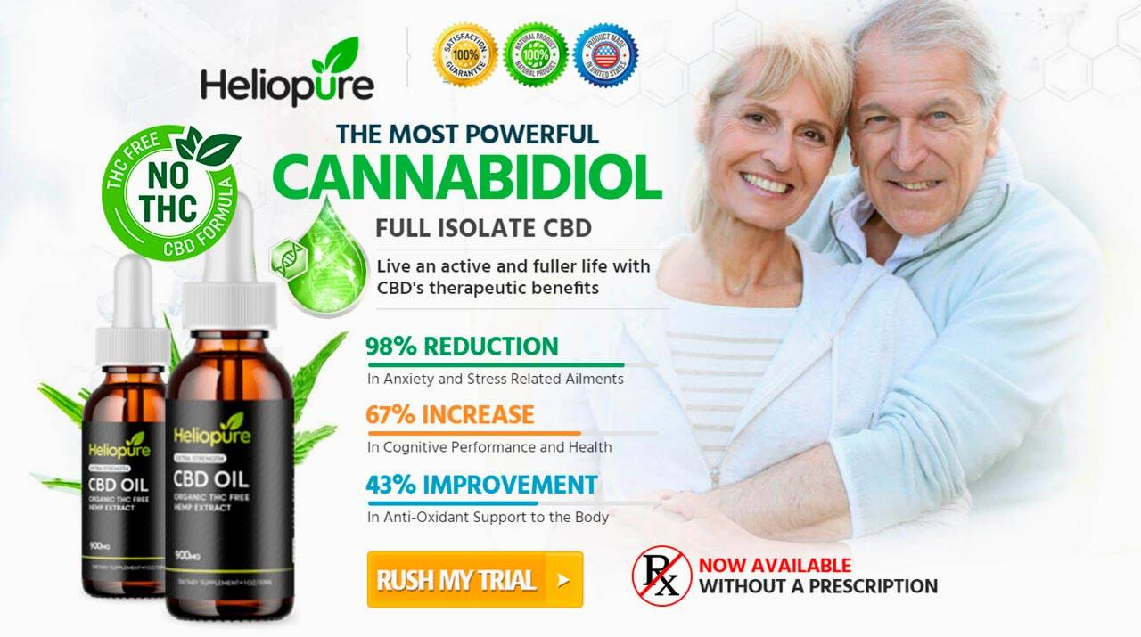 Helio Pure CBD Oil – Ingredients, Side Effects, Reviews and Scam Reports? –  Business