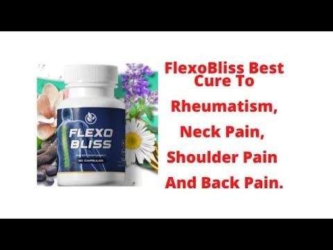 FlexoBliss Benefits