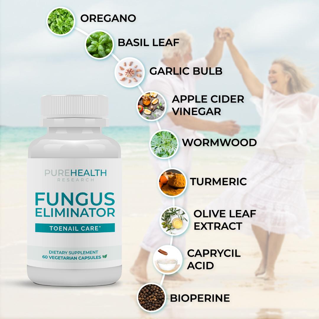 Fungus Eliminator Ingredients