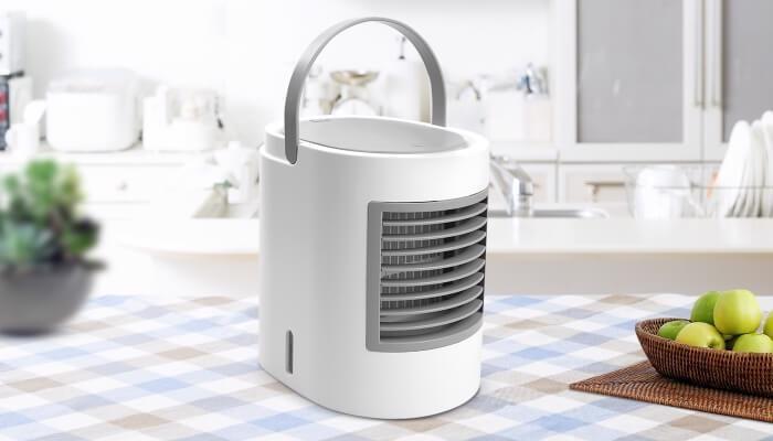 Williston Force Portable AC Benefits