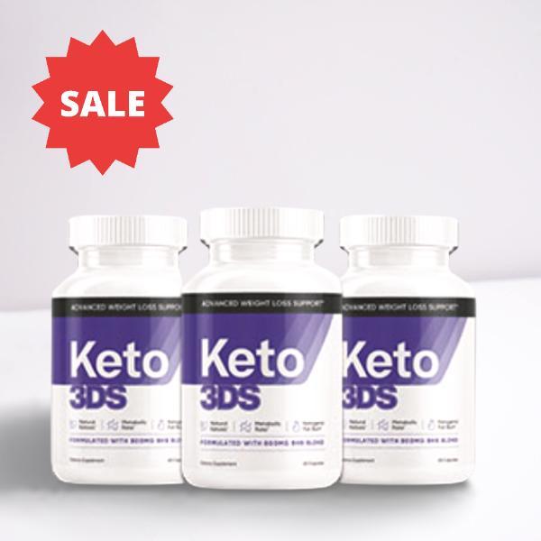 3DS Keto Pills
