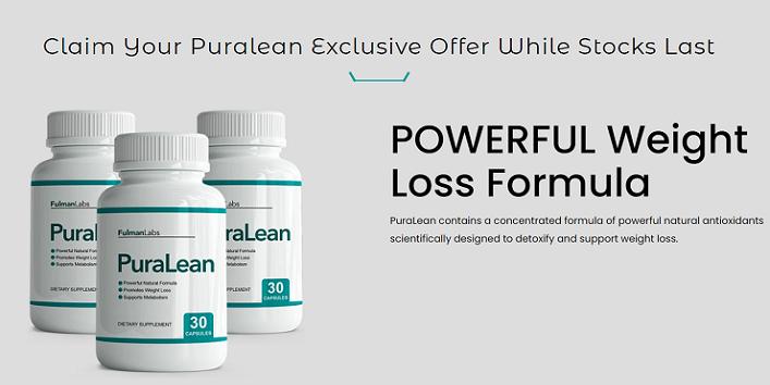 PuraLean Weight Loss Supplement